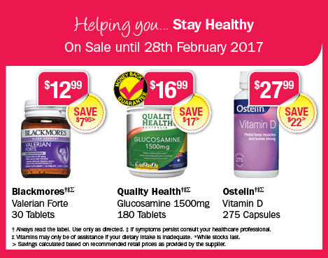 Helping you... Stay Healthy