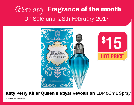 Feb Fragrance of the Month