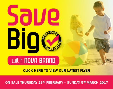 February 'Save Big' Flyer