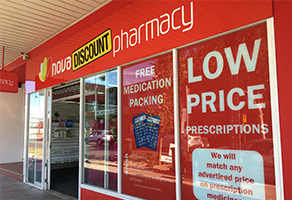 Nova Discount Pharmacy Frankston