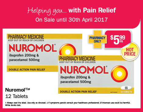 Helping you... with Pain Relief