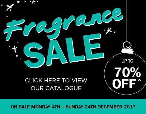 Fragrance Sale December Catalogue