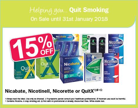 Helping you...Quit smoking
