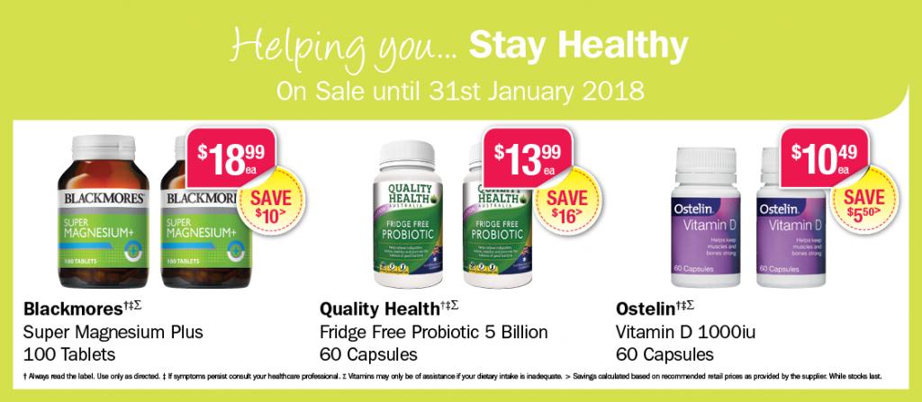 Vitamins Nova Pharmacy On Sale