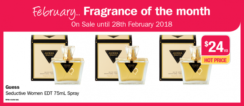 February Fragrance of the Month 2018