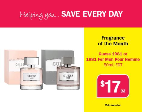 September Fragrance of the Month