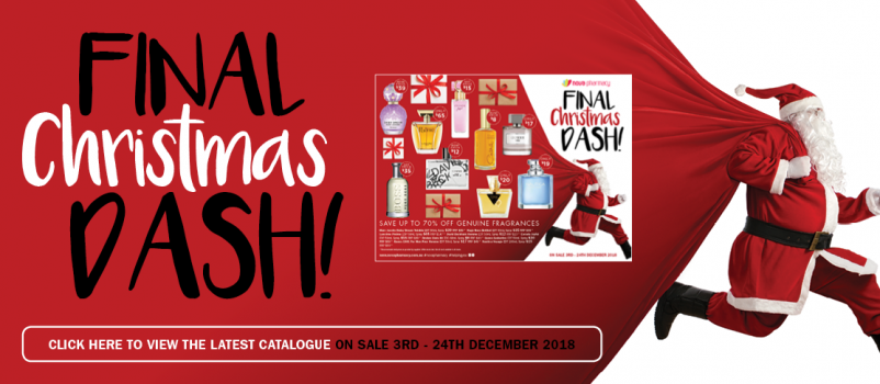 Final Christmas Dash - December Catalogue