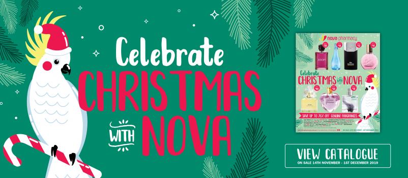 Celebrate Christmas with Nova